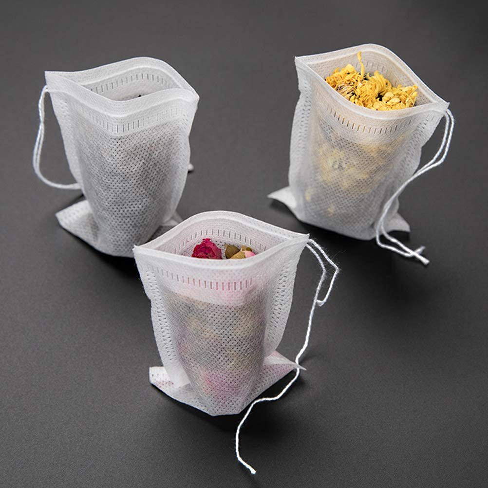 bolsas para té desechables fieltro
